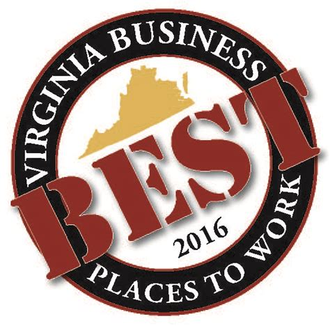 Top Mba Programs Virginia by Best Place To Work 2016 Djg