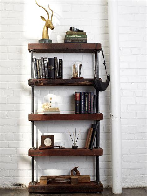 regal diy 10 diy industrial shelf ideas