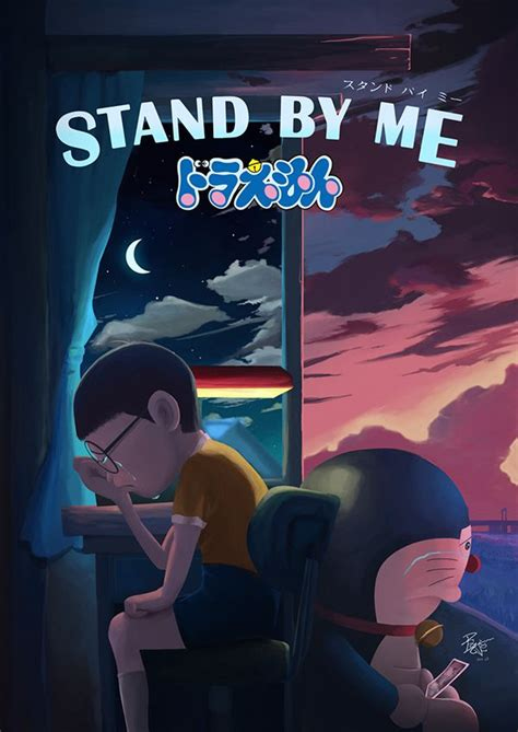 wallpaper doraemon stand by me android doraemon stand by me on behance ferdinandgulo
