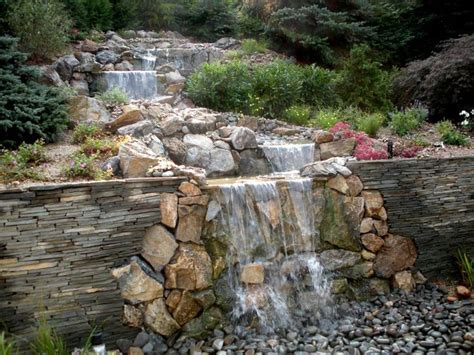 water retaining 53 best landscape ideas images on gardening