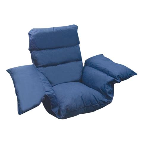 cushion comfort maxiaids comfort pillow cushion navy blue