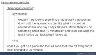 Funny posts and comments found on tumblr