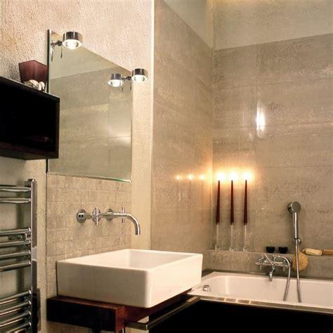beleuchtung im badezimmer wellness licht im bad ideen tipps f 252 r die