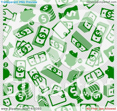 patterns photoshop money clipart of a seamless background pattern of green money