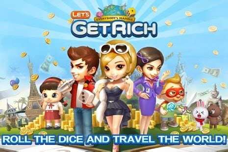 Line Getrich line get rich for pc line get rich on pc andy android emulator for pc mac