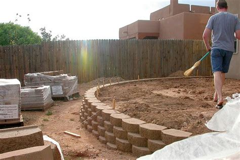 ws  retaining wall ideas