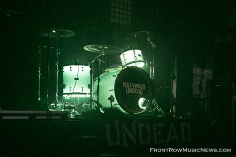 hollywood music house hollywood undead at house of blues in chicago front row music news