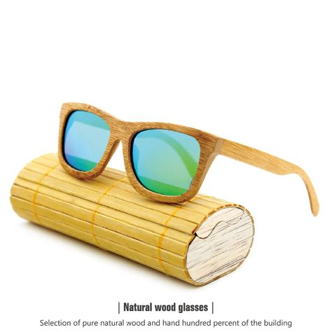 new home products new fashion products men women glass bamboo sunglasses au