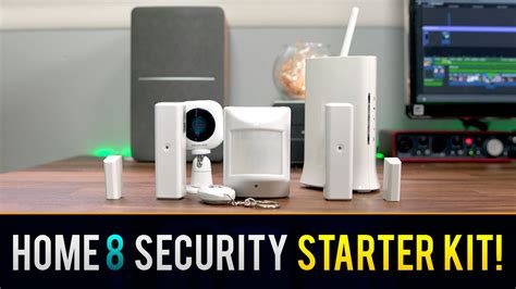 ultimate smart home security system home8 systems