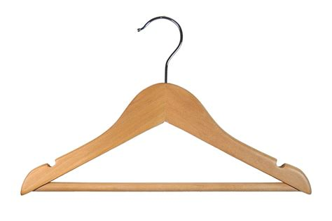 Wooden Hanger 1 500 wooden hangers coat suit garment clothes wardrobe