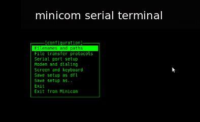 Tutorial Minicom Linux | how to install and use linux minicom command tutorial with