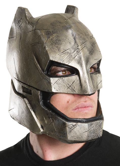 Topeng Batman Mask Vs Superman batman vs superman of justice batman armored