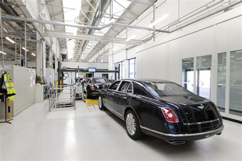bentley factory bentley is quot crewe quot deep life times