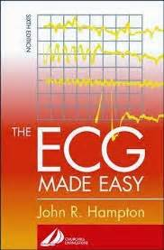 libros de m 233 dicos the ecg made easy