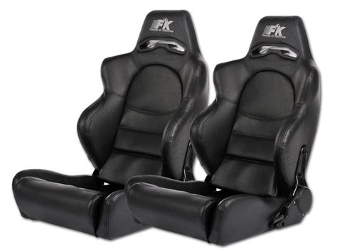 sports recliners fk automotive edition 1 reclining sport seats gsm sport