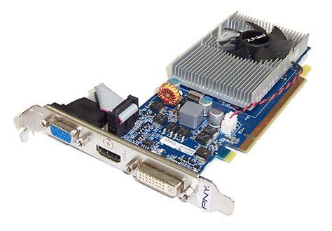 Vga Card Geforce 1gb pny gmgt22wn2e1fh 0te geforce gt220 1gb pcie 2 0 graphics card vga hdmi dvi ebay