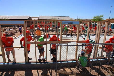 habitat for humanity tucson and home depot vendors to