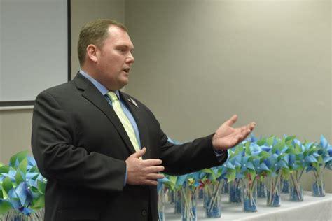 Majority Floor Leader by Vescovo Tosses His Hat Into Majority Floor Leader Race The Missouri Times