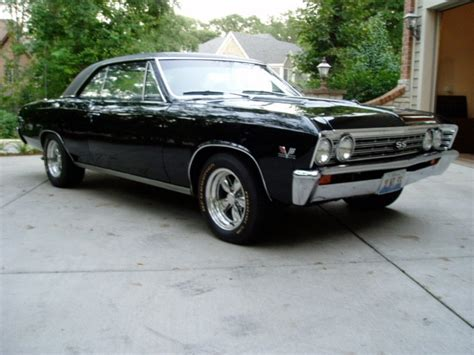 sold gt 1967 chevrolet chevelle ss 396