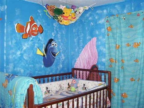 finding nemo baby room decor finding nemo nursery baby nursery