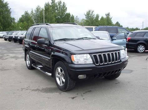used jeep grand cherokee used 2001 jeep grand cherokee photos 4700cc gasoline