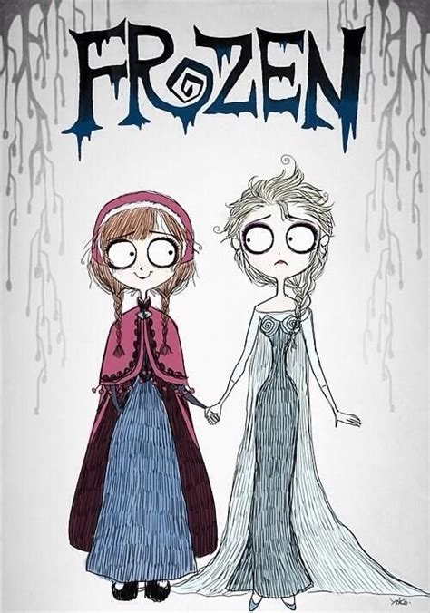 gifts for tim burton fans 17 best ideas about frozen fan on frozen