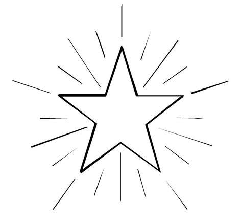 Kostenlose Vorlage Weihnachtssterne Kostenlose Malvorlage Schneeflocken Und Sterne 4 Zum Ausmalen