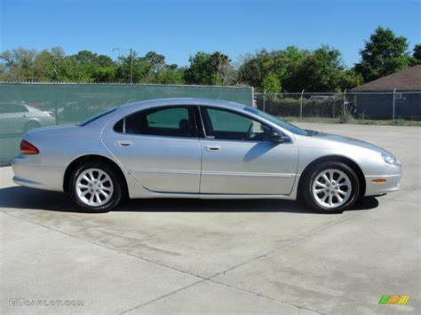 Chrysler 2000 Lhs by Bright Silver Metallic 2000 Chrysler Lhs Standard Lhs