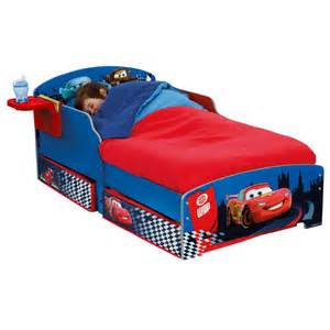 Toddler Car Bed Ie All Character Junior Toddler Beds Free P P New