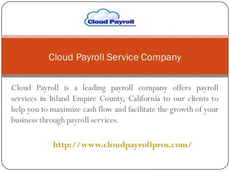service inland empire cloud payroll service company in inland empire county