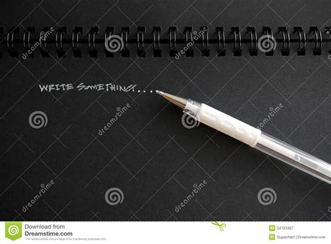 markers that write on black paper black book to write royalty free stock photography image