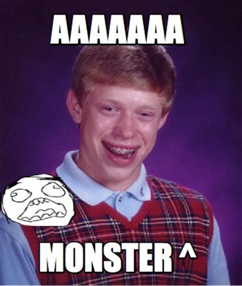 Monster Meme - meme creator aaaaaaa monster meme generator at