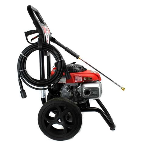 honda power washer 3000 psi msv3024 2 4 gpm 3000 psi gas power pressure washer