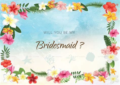 will you be my bridesmaid card word template will you be my bridesmaid card template in psd word