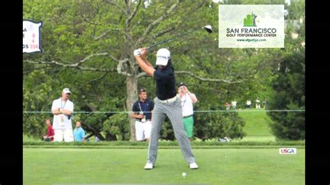us swing open aaron baddeley driver fo golf swing us open 2011 youtube
