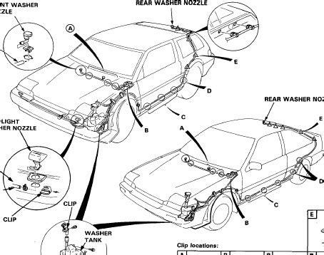 motor auto repair manual 1986 honda accord seat position control honda accord 1986 lx ex service manual car service manuals