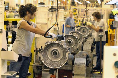 Chrysler Kokomo Plant by More Gears More Chrysler S 9 Speed Transmission