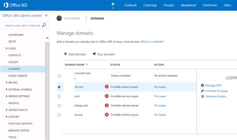 Office 365 Outlook Cannot Logon Verify You Are Connected How To Setup Smtp Relay On Office 365 Step By Step With