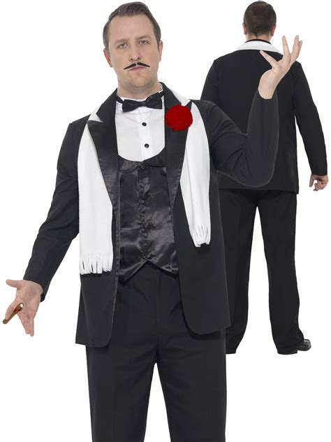 mens 20s costumes costume discounters men s curves gangster costume 20s fancy dress hub