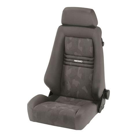 recaro specialist s reclining sport seat gsm sport seats