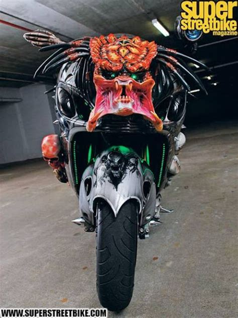 A Predator On Our Streets bike 13 pictures connecting friends