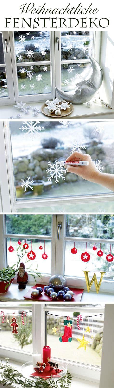 Weihnachtsdeko Fenster Kleben by Die Besten 25 Fensterbilder Weihnachten Basteln Ideen Auf