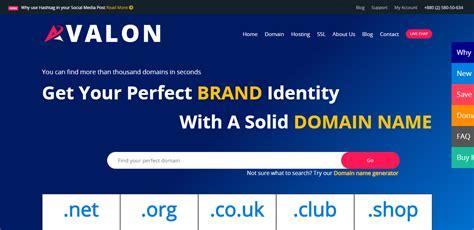 find  domain    business avalon hosting