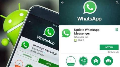 Play Store Whatsapp Update Play Store Security Breach Whatsapp Update