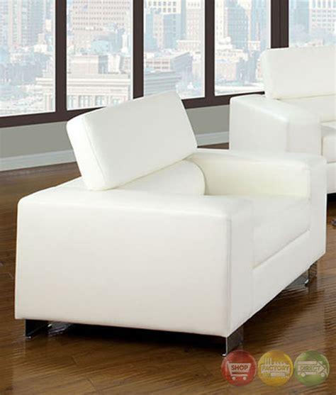 makri contemporary gray living room set with bonded makri contemporary white living room set with bonded