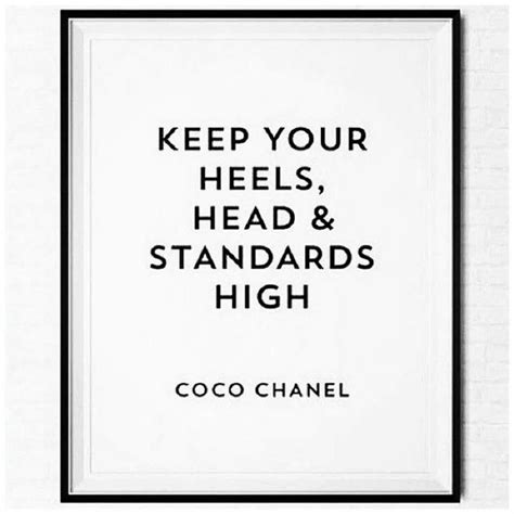 Keep Your Warm With Apowerbrick by Keep Your Heels Standards High Coco Chanel