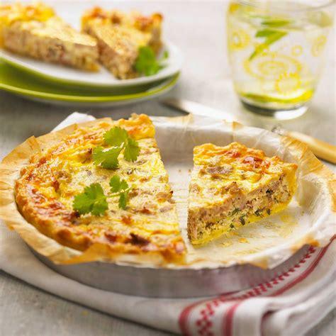 recette cuisine pas cher 馗onomique quiche au thon facile et pas cher recette sur cuisine