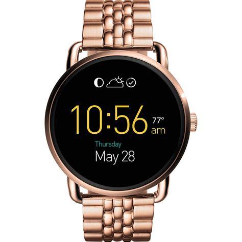 Smartwatch Fossil Q Wander Fossil Q Wander Smartwatch Ftw2112 Bei De Bestellen