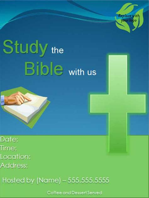 bible study flyer template free free bible study templates images