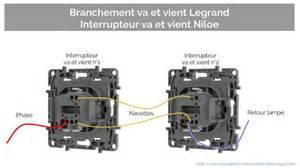 Marvelous Cablage Va Et Vient Legrand #3: Branchement-interrupteur-va-et-vient-niloe-legrand.jpg?0c7392
